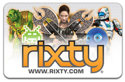 Rixty Codes