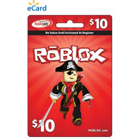 $10 Roblox Game Card