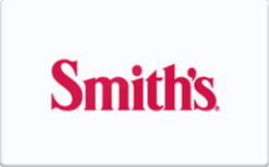 $10 Smith's Gift Card - Shipped