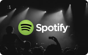 $30 Spotify Gift Card - Shipped