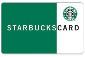 $5 Starbucks Card eGift