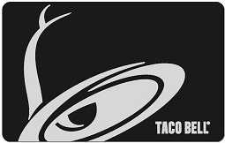 $10 Taco Bell Gift Card - Emailed