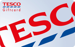 £5 Tesco Gift Card