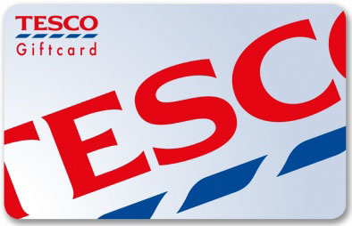 £10 Tesco Digital Gift Card
