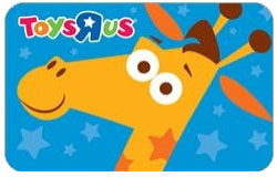$5 Toys R Us Gift Card