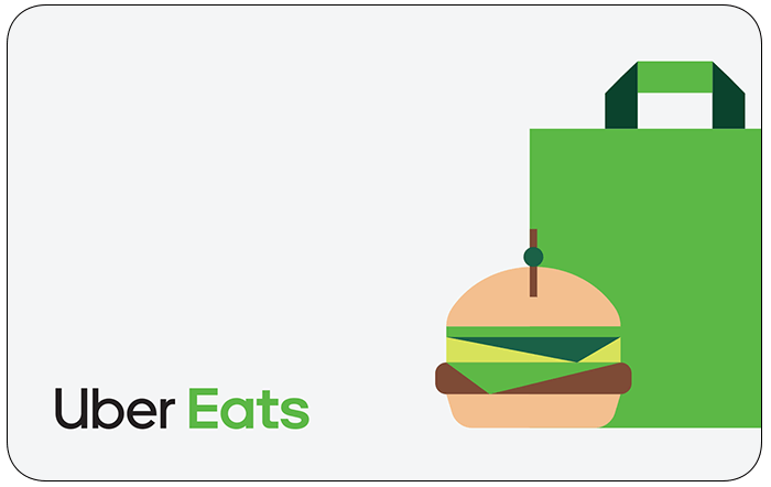 $10 AUD Uber Eats Gift Card